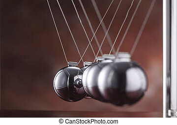 Pendulum - stock image of simple pendulum unaglined-network...