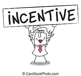 penelope, incentivo