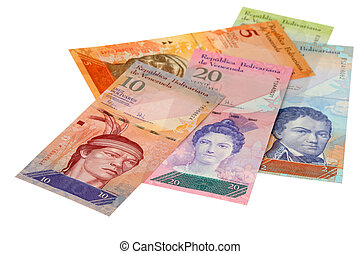 pengar, av, venezuela