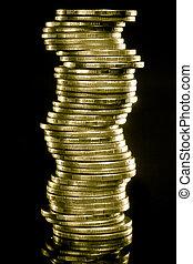 pengar., stack