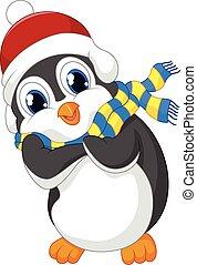 penguin cool