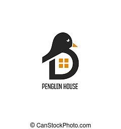 Penguin House logo