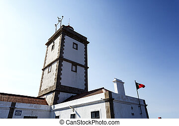 Peniche - Cape Carvoeiro Lighthouse - Lighthouse of Cape...