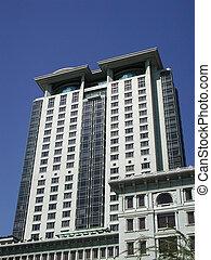 Peninsula Hotel in Hong Kong