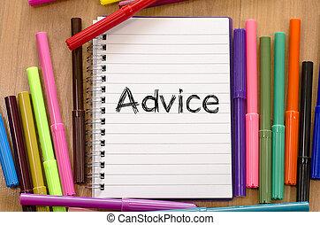 penna, blocco note, felt-tip