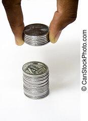 Pennies make Money