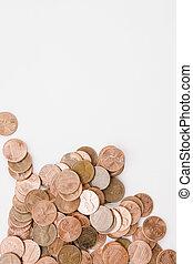 Pennies Vertical