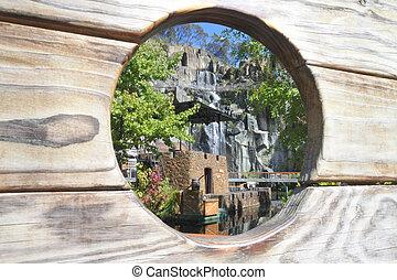 Penny Royal tourist attraction in Launceston Tasmania...