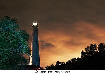 Pensacola Lighthouse - Pensacola, Florida lighthouse....