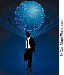 pensando, negócio global