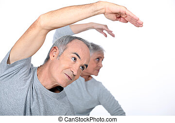pensioentrekkeren, het uitwerken
