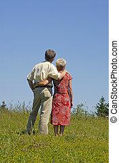 pensionista, par