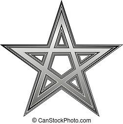 pentagram, アイコン