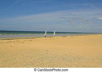 Penthievre - beach