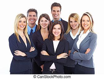 people., группа, бизнес