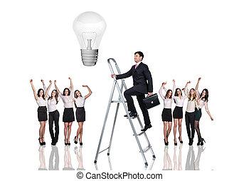 people business team