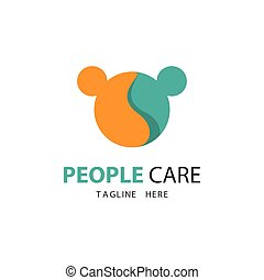 People care logo images