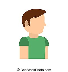 people casual man icon image