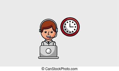 people customer service - call center operator customer...