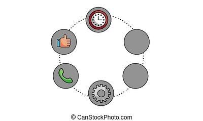 people customer service - customer service like bad clock...