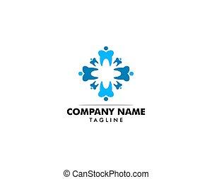 People dental logo