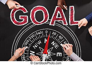 Compass Goal Guidance Concept
