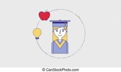 people education graduation online - e-learning graduate...