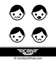 people emotion icon