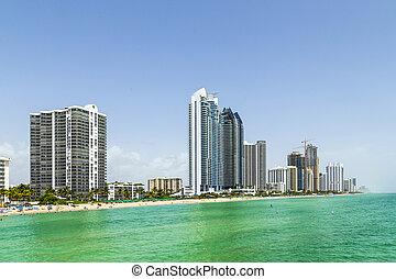 people enjoy the beautiful Jade beach