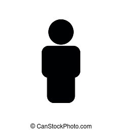 People full body icon