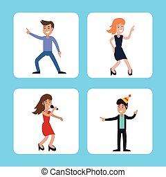 people funny party karaoke dance