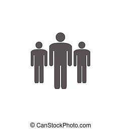 People icon illustration