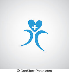 people medical symbol