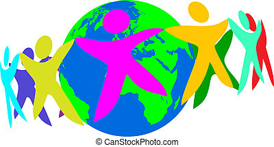 People of the World - Team Work - People World
