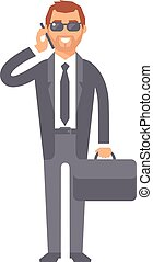 People professions vector set. - People professions...