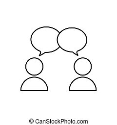 People set icon vector illustration