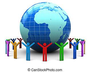 people unity