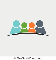 People vector icon