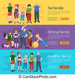 People with different body mass