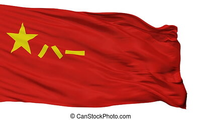Peoples Liberation Army Peoples Republic Of China Flag...