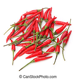 pepe peperoncino rosso, rosso