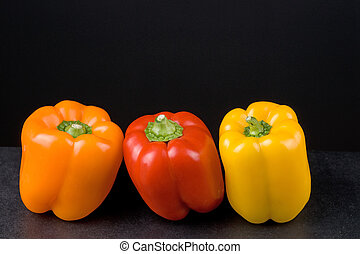 pepers, gezond voedsel