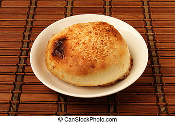 Pepper cakes - A Popular Taiwan food