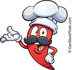 Pepper chef