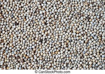 Pepper grain background
