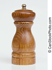 Pepper Mill with Clipping Path