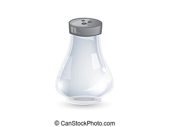 Pepper Shaker - An illustration of pepper shaker that...