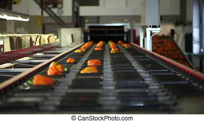 pepper transport