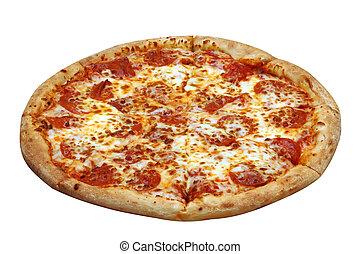 pepperoni 比薩餅