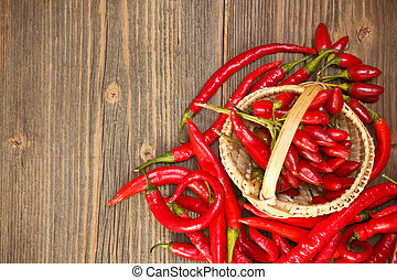 peppers, чили